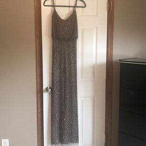 Cache Dresses - Cache Size 4 Beaded Gown Formal Dress